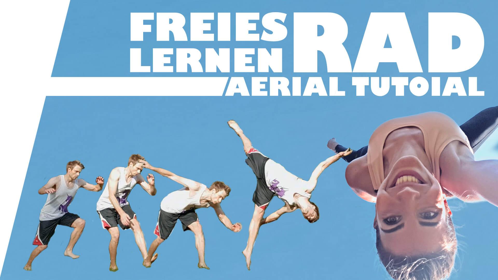 freies rad lernen aerial tutorial thumbnail