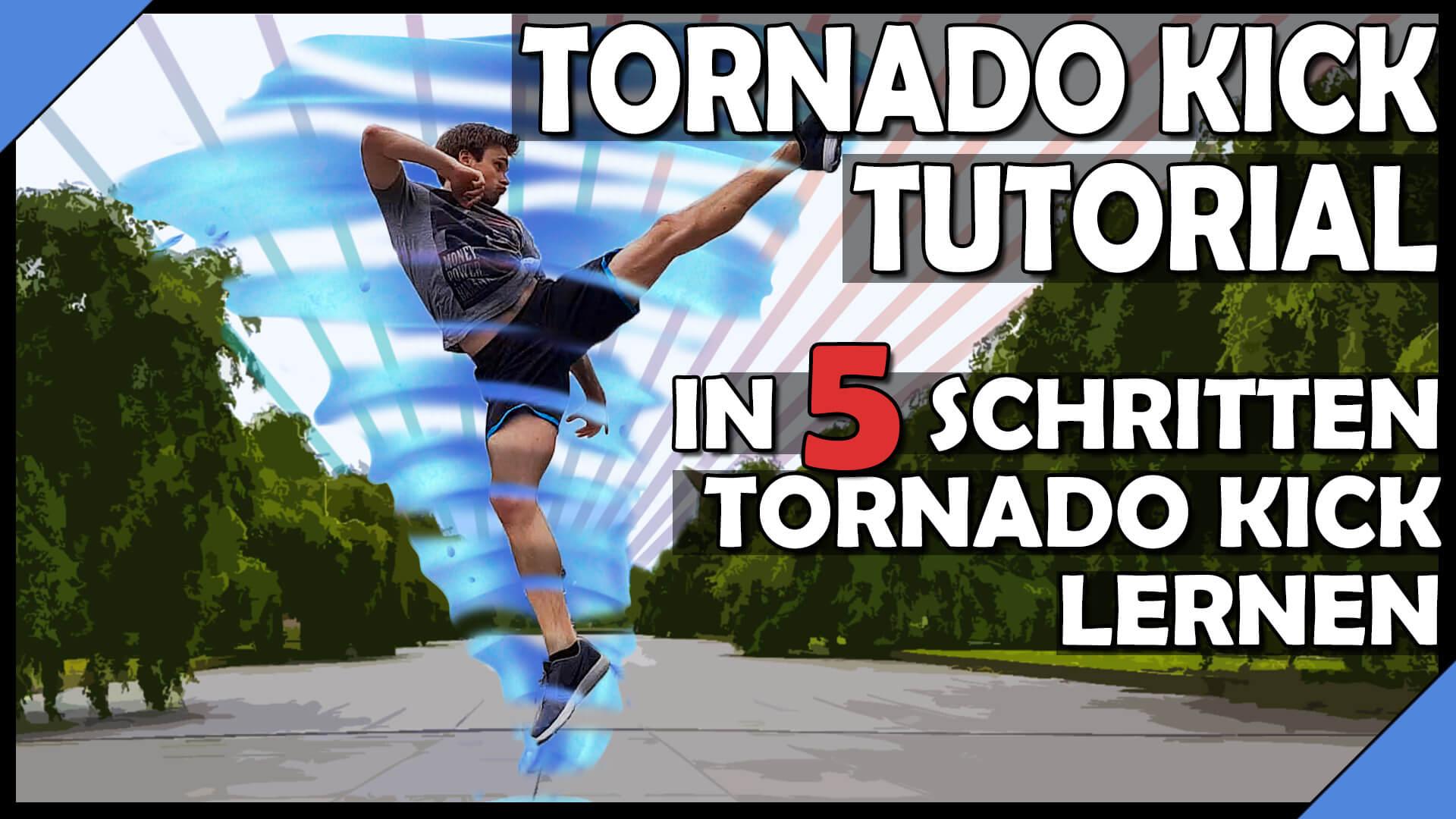 tornado kick lernen tutorial thumbnail