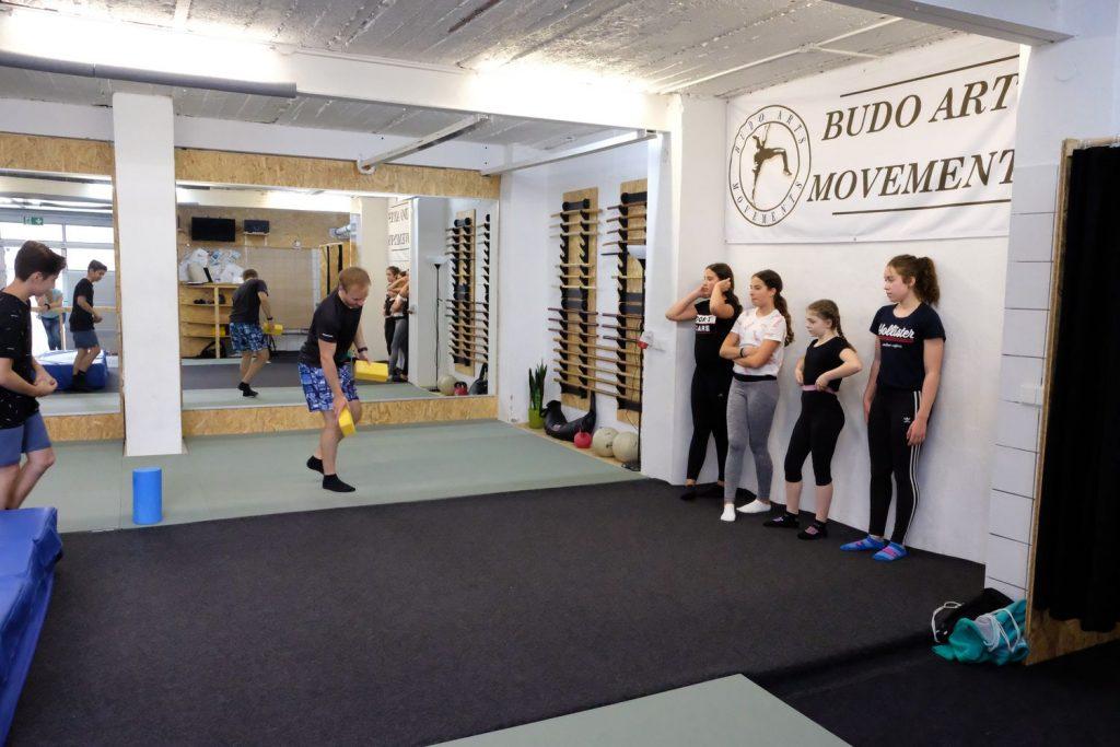 Tuddy Kurs - Instruktionen vom Trainer